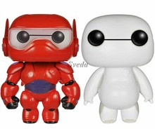 Hot selling POP action figure Big hero 6 figure 15cm PVC action figure