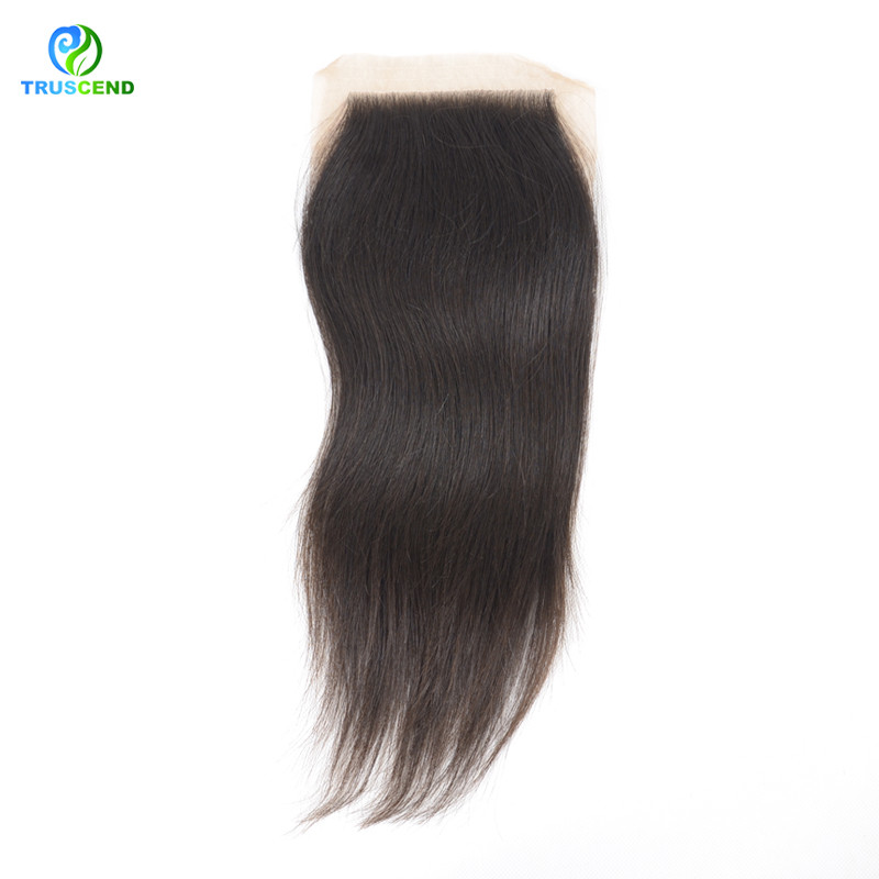 Full Length Straight Silk Base Closure Soft Hand Feeling Large Stock
