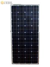130W mono best price per watt solar panels