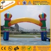 Most popular excellent inflatable entrance archway inflatable balloon arch F5036