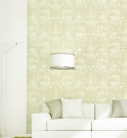 Beautiful design italian style wallpaper for bedroom