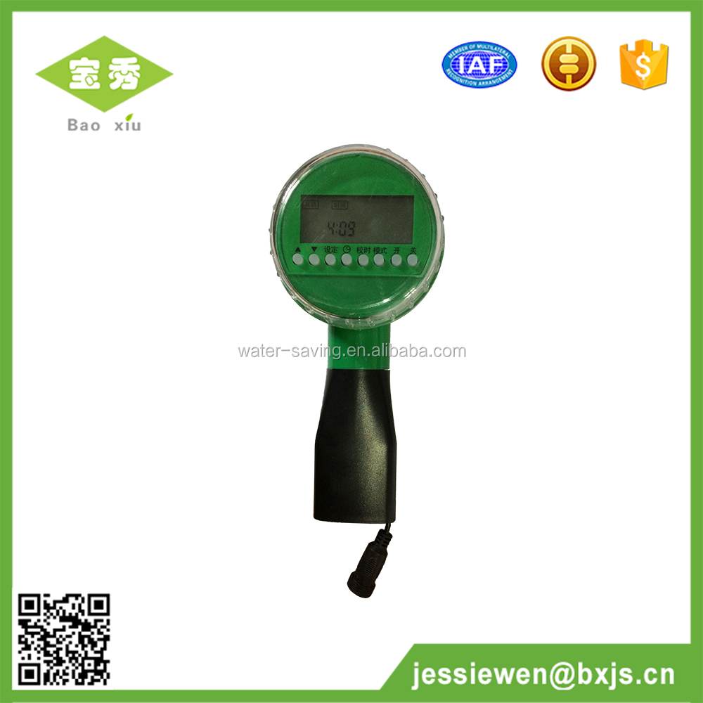 China supplier electronic timer for farm sprinkler controller with best price