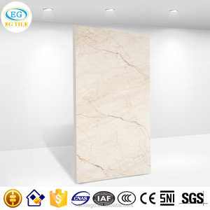 High quality big size natural stone look marble porcelain tile 1200X600mm 48x24 inch