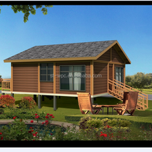 Wind Proof anti aging prefabricated wood houses