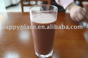 chocolate flavour powder for milk tea , bubble tea