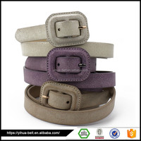 2017 new models ladies dressy belt with rhinestone crystal embellished leather belt