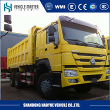 China Brand New Sinotruk Howo Tipper Truck Dump truck With Load Capacity 25 tons