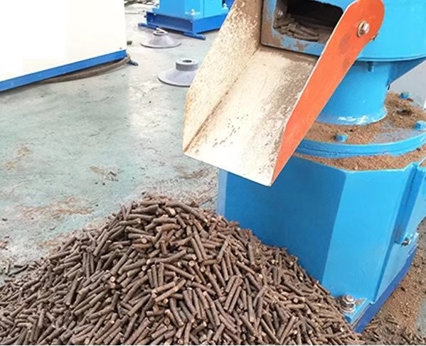220v Voltage 120kg feed pellet machine Roller Grass Feed Pellet Machine for Cattle Sheep