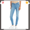 Top quality wholesale pencil stretch jeans women