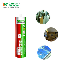 High Temp Instant Double Glazing Glass Silicone Sealant