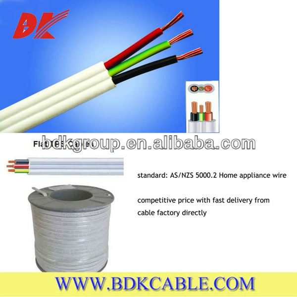 flat twin and earth cable electrical cable twin and earth