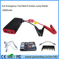 HK-A8-1 Dual USB Port Power bank Car Battery Booster 12V battery charger mobile power pack battery jump starter