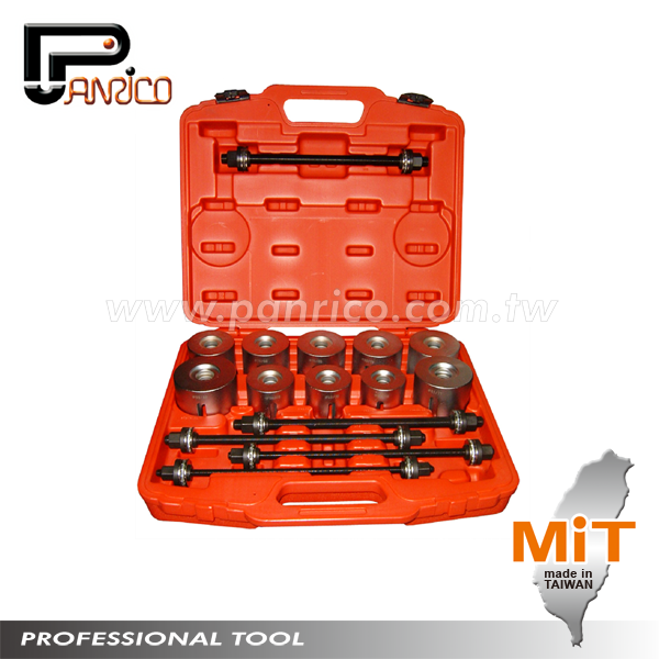 Taiwan Universal Mobile Repair Tools Bearing Extractor Press and Pull Sleeve Kit