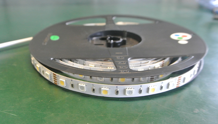 New digital addressable rgb led strip dmx rgbw led strip LM-80,CE,RoHS Led Strip Light