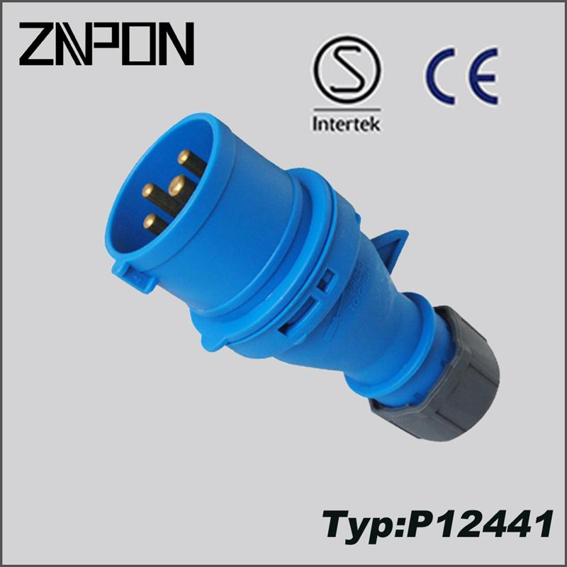 P12441 Water proof electrical plug for submersible pump