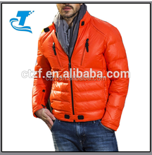 fashionable Men Motorcycle Down Jacket