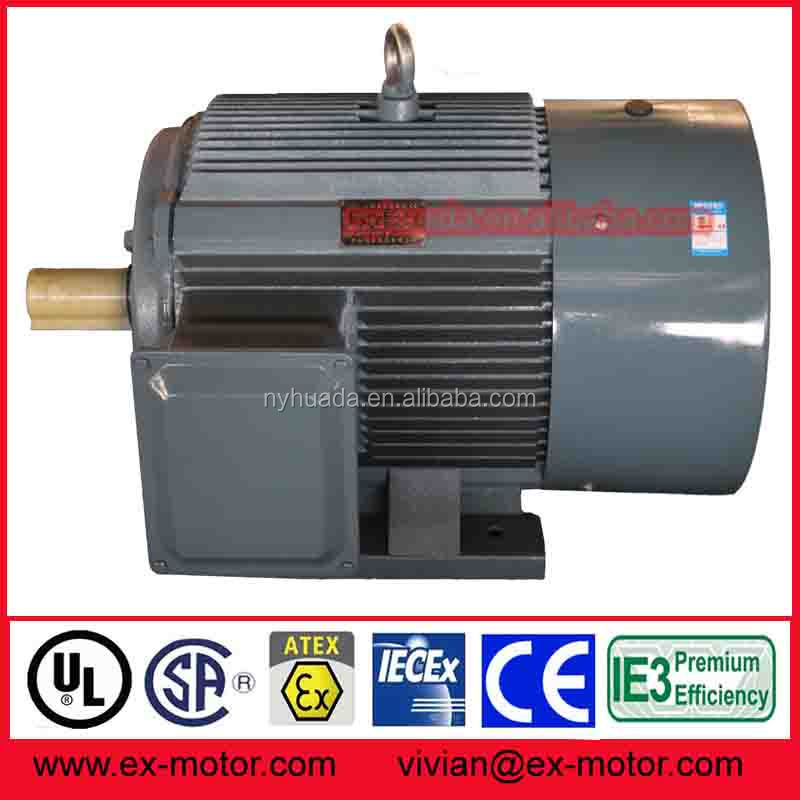 IP55 protection IC411 cooling air cooler motor