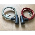 BIG HEAD SPIRAL LOCK bicycle lock