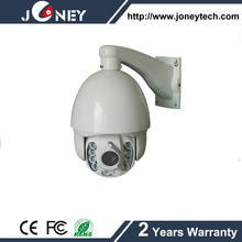 Outdoor Pan tilt zoom high speed dome IP PTZ Camera with 20X optical zoom