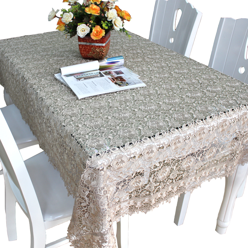 Wedding decoration lace table cloth