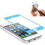 0.4mm Tempered Glass Screen Guard / Protective Skin Sticker for iPhone 5
