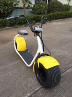 800W Electric Scooter City Mobility seat Electric motorcycle with 18*9.5inch wheel