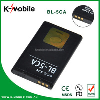 Factory Price Mobile Phone Battery for Nokia BL-5CA 3.7V 700mAh