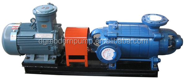 D series horizontal multistage stainless steel pump for sea water