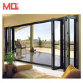 High quality aluminium folding doors in China
