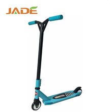 High Quality full aluminum 2 wheel adult pro kick stunt scooter with free bar