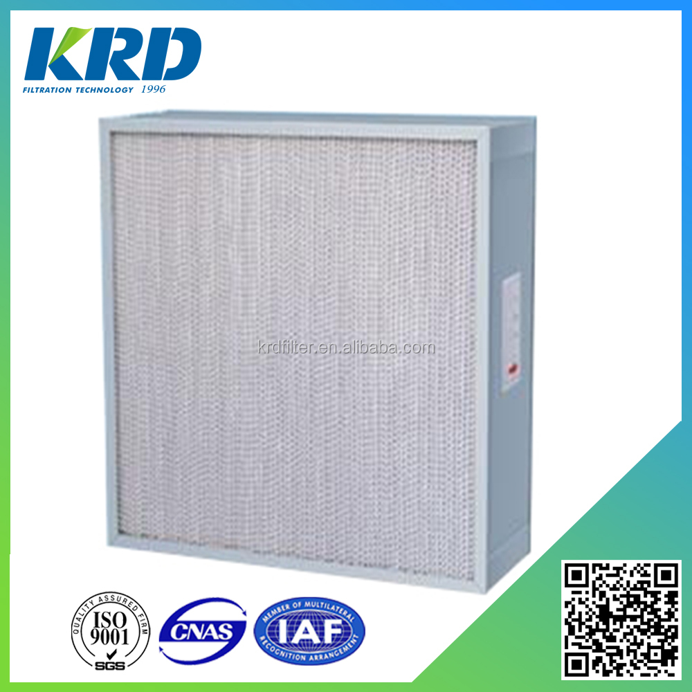 High Quality Hepa Air Filter for Air Conditioning