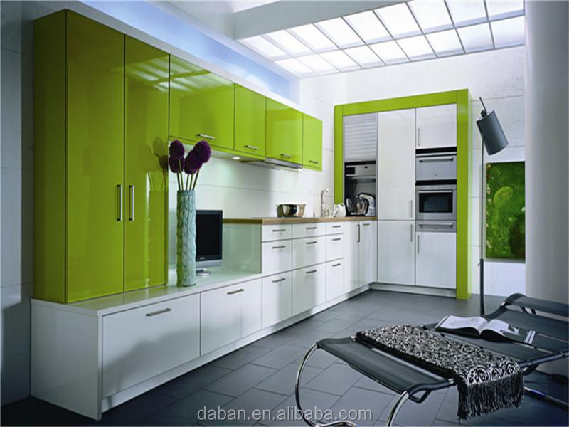 Gloednieuwe groene keukenkast hoek ontwerpen fabrikant for Keukenkast ontwerpen