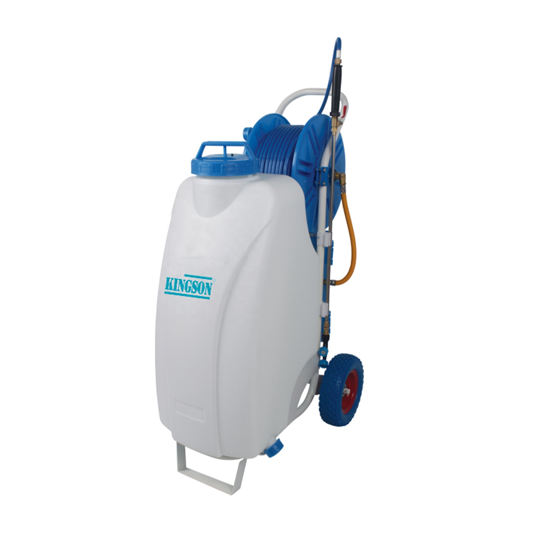 45L Agriculture Electric Motor Wheelbarrow Sprayer with tank Weed <strong>Spraying</strong>