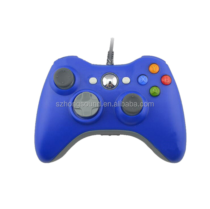 Gamepad Console PC Game Accessories Controller Dual-Shock USB Joysticks
