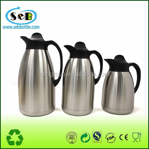 arabic coffee pot vacuum flask with good quality