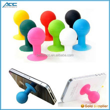 hot selling silicone suker mobile phone holder,one touch cell phone stand