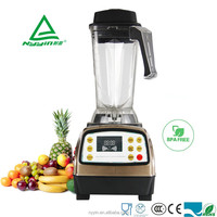 Japanese Stainless Steel Blade ABS Body Japanese Stainless Steel Blade PC jar Professional Blender