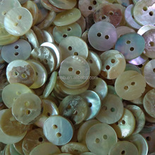Cheap Natural Japanese Agoya Shell Buttons, Designer Shirt Buttons