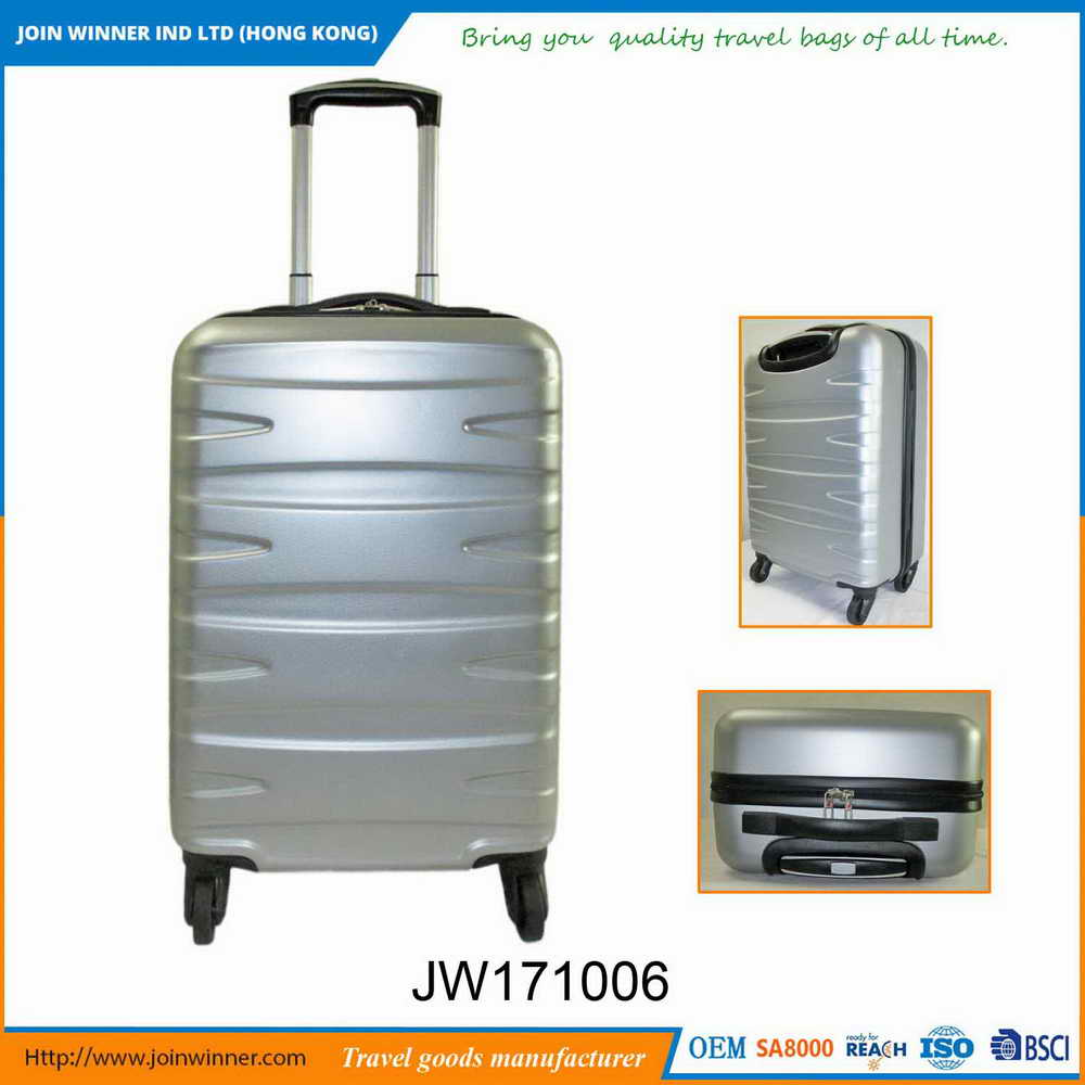 Christmas New Year Hard Luggage Case With Iso9001 2008