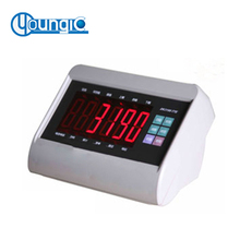 China XK315a A12 Electronic Digital Bluetooth Battery Level Tuck Scale Weight Yaohua Weighing led Indicator Light With Lamp