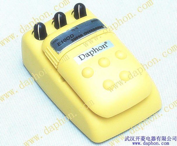 Daphon Overdrive Effects Pedal for Guitar