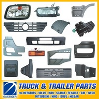 Over 1000 items Mercedes Benz truck body parts