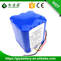 3S3P 6600mAh 18650 12V Li-Ion Battery Pack For LED Light