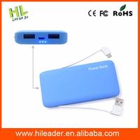 Manufacturer Supply 2015 Latest Design portable tablets power bank