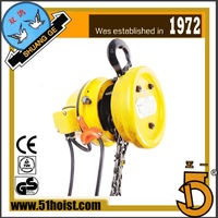 Electric chain hoist DHT (Shuangge brand)