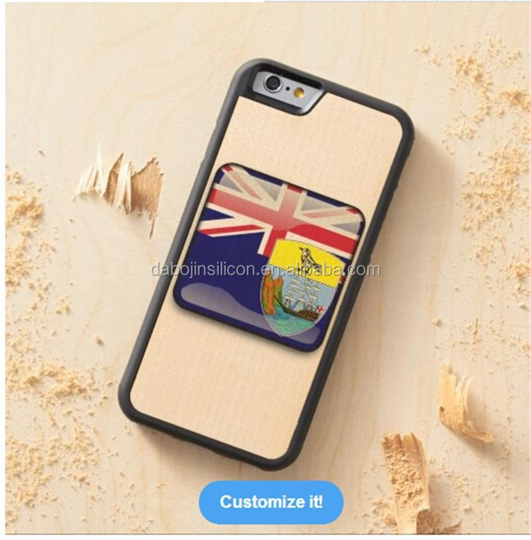 2015 personalized design high Quality Saint Helena flag case for <strong>mobile</strong> phone
