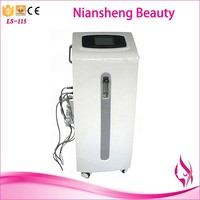 Niansheng 2016 NEW water oxygen jet best pimples removal face acne treatment machine