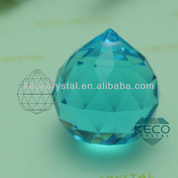 K9 QUALITY CRYSTAL STONE BALL FOR CHANDELIER