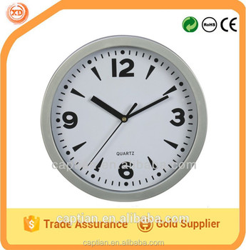 20cm HIPS wall clocks wholesale