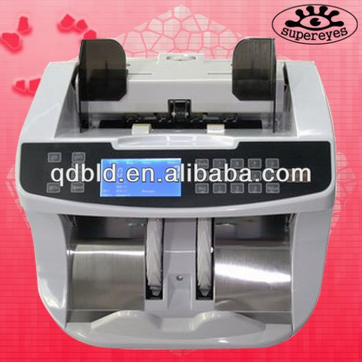 Banknote counter / bill counter for Chilean Peso CLP / Best device for currency counting / a reliable banknote sorter